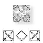 4418 XILION Pointed Square Fancy Stone
