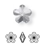 4744 Rivoli Flower Fancy Stone