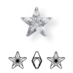 4745 Rivoli Star Fancy Stone