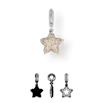86512 BeCharmed Pave Star Charm
